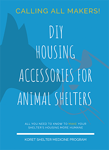 KSMP Do It Yourself Accessories for Animal Shelter Housing